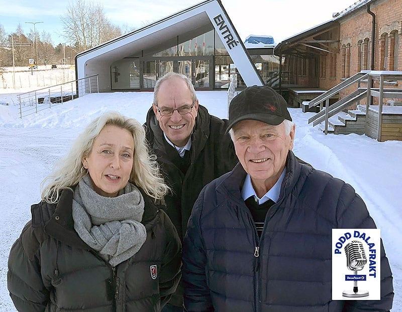 Magdalena Omne och Stig Modig